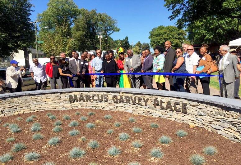 Marcus Garvey Place To Design Llc