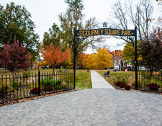 Sigourney Square Park<span>Hartford, CT</span>