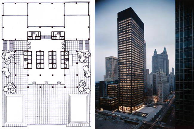 The Iconic Seagram Building TO Design LLC